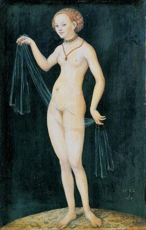 Venus Cranach censura