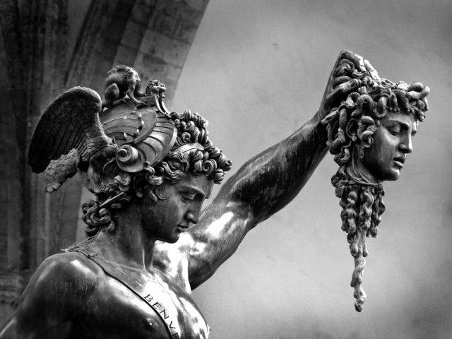 Perseu amb el cap de Medusa