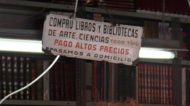 Librerías de la Cuesta Moyano