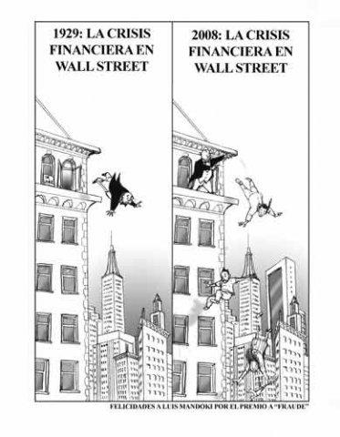 Acudit crisi econòmica