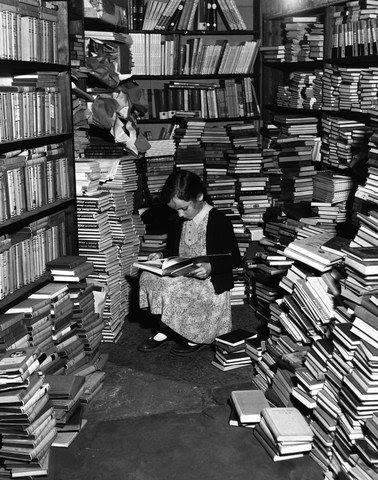 Imatge irrepetible? Llibreria Foyles, Londres
