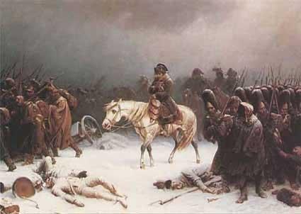 Napoleó. Campanya a Rússia