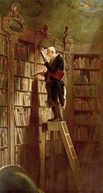 Rata de biblioteca
