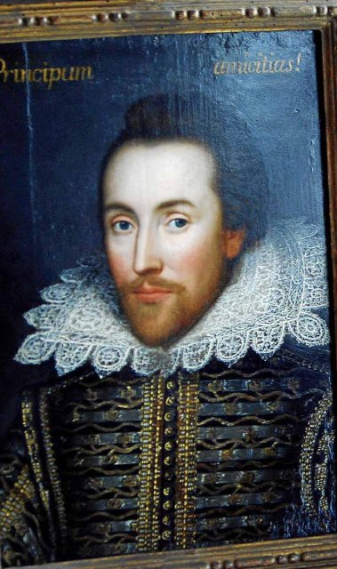 Retrat de William Shakespeare
