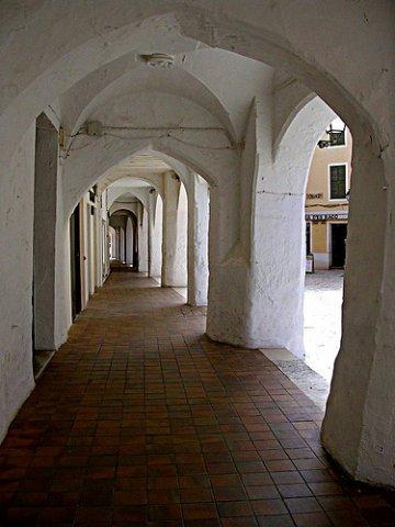 Ses Voltes de Ciutadella. Imatge extreta de http://www.flickr.com/photos/ziga-zaga/