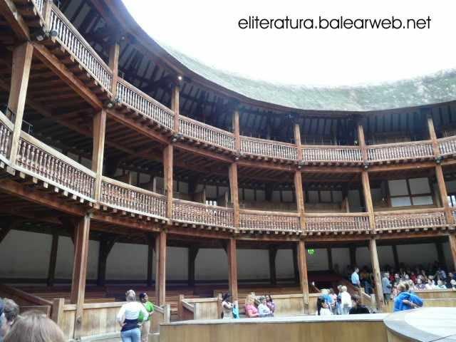 Les balconades del Globe